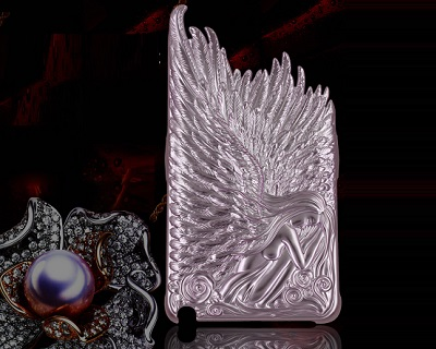 50% OFF Angel Wings Samsung Phone Casing. Only RM49.90 instead of RM99...