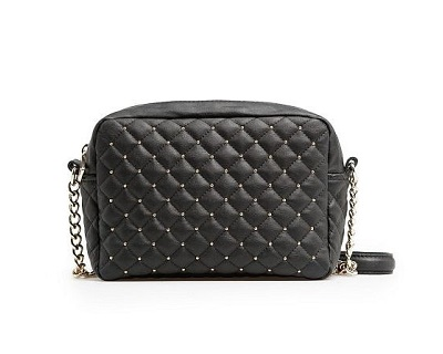 MNG Inspired Rivet Quilted Sling Bag