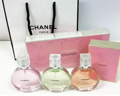 Chanel Chanse Inspired Perfume Gift Set
