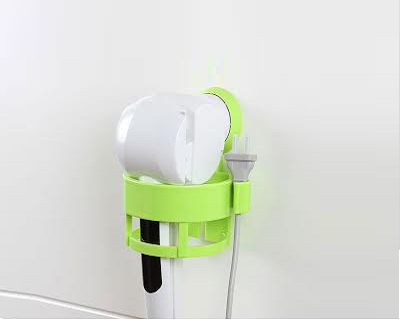 Suction Cup Hair Dryer Holder