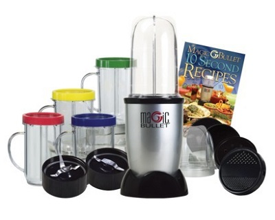 Magic Bullet 21-Piece Multipurpose Blender