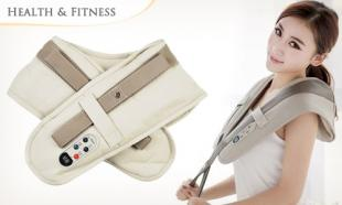 71% OFF Portable Hands-Free Neck & Shoulder Massager. Free Delivery to Peninsula Malaysia.