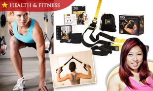 54% OFF TRX Suspension Training Pro Pack 2 Total Body Training System with 1-Year Warranty. Free Delivery to Peninsula Malaysia.