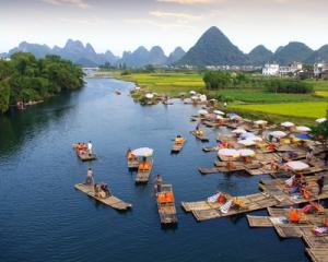 [For 2] 5D4N Guilin stay at 5 Star Hotel
