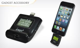56% OFF Backlight Alcohol Tester for Smartphones. Free Delivery to Peninsula Malaysia! 