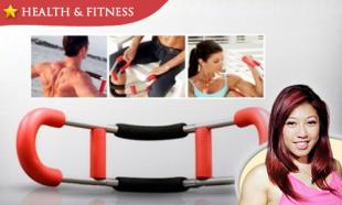 63% OFF Flex Shaper Resistance Training & Aerobic Exerciser with 1-Year Warranty. Free Delivery to Peninsula Malaysia.