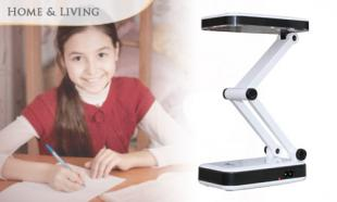 56% OFF Rechargeable Folding Desk LED Lamp. Free Delivery to Peninsula Malaysia.
