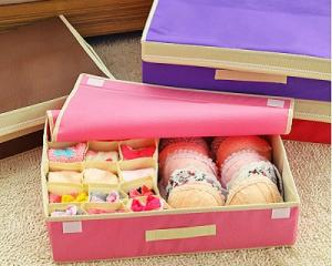 Pattern Storage Box with Cover