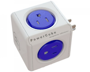 Household Cube Socket USB Power Outlet