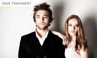 Father's Day Special! 73% OFF (Artizta Hair Colour / Artizta Digital Perm / Artizta Scalp Treatment) + Hair Treatment + Cut + Wash & Blow at Shimono Salon, Shamelin Mall. 