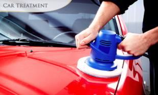 90% OFF Ultimate Car Care Package: Car Wash + Vacuum + Tyre Treatment + Polishing + Waxing + Claying + Dashboard Shine + Tar Removal at R Yoong Car Beauty Centre, Kuchai !
