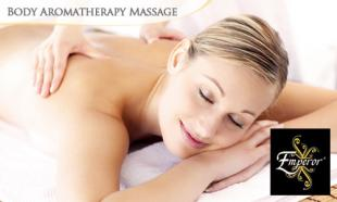 BACK BY POPULAR DEMAND! 88% OFF 88% OFF Award Winning Full Body Pampering Detox Beauty & Spa Package: [150 Min] Full Body Aromatherapy Massage + Herbal Heat Ball Massage + Full Body Detox Scrub + Rose Water Moisture + Body Wrapping Detoxifying Treatment +