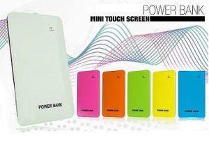 Touchscreen 30,000mAh Powerbank + FREE Powerbank