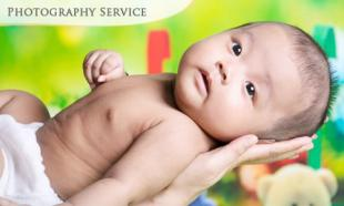 81% OFF Professional Studio Photoshoot for Kids & Babies (Costume + Hairdo + Light Make Up Provided) + 5R Photo with Lamination (5 pcs) at Little World Studio, Cheras. 