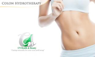 ENDING SOON! 79% OFF Colon Hydrotherapy: Cleanse your body through Colonic Irrigation and Pre Detox at CN Health and Beauty.