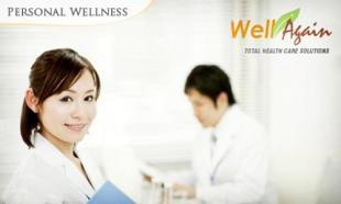 Perfect Women Health Check / Pre-Pregnancy Health Test: Full Ultrasound Scan (Pelvic Area) + 4 Other Tests (Health Record & Counselling) at Well Again Healthcare Sdn Bhd, Bandar Sunway.