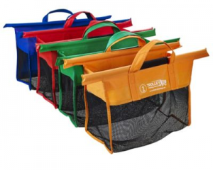 Set of Four Trolley Storage Bags