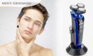 53% OFF Washable & Rechargeable 2-in-1 Triple Head Electric Shaver for Men. 1-Yr Warranty. Free Delivery to Peninsula Malaysia.