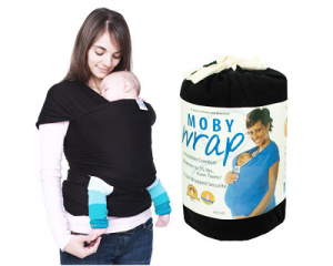 Stretchy Jersey Baby Sling Wrap Carrier