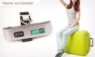 [Up to] 71% OFF Portable Electronic Luggage Scale. Choose 1 / 2 Units. Free Delivery to Peninsula Malaysia!