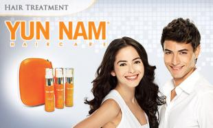 97% OFF Malaysia No.1 Revolutionary Hair Scalp Treatment! 2 visits of Herbalogy Ginseng Hair Treatment + 1 x Hair Tonic + 1 x Product Kit Set + RM100 Treatment Voucher at Yun Nam Hair Care.