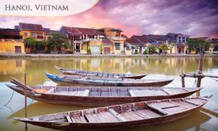48% OFF Effortless Hanoi Holiday: 3D2N in Hidden Charm Hotel (Deluxe Room) + Daily Breakfast + 20% Discount on 1 Hour Body Massage / Foot Massage.