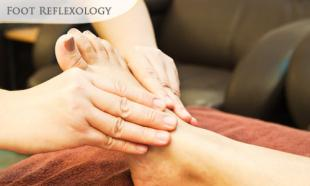 Father's Day Special! 59% OFF [60 Min] Foot Reflexology + Herbal Foot Bath + Shoulder Massage at Kallos Wellness Foot Reflexology, Kota Damansara. 
