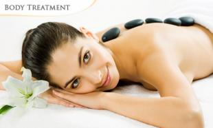 Don't Miss This! 90% OFF Full Back Relaxing Hot Stone Massage + Full Body Scrub + Full Body Charcoal Mask Treatment + Body Wrapping at Enchanting Beauty House, Kota Damansara & Ara Damansara. 