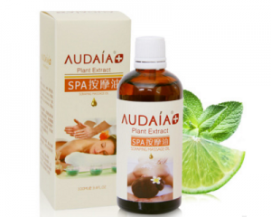 Audala SPA Body Massage Oil