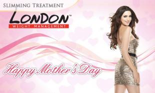 LAST DAY! Hot Mama Special! 97% OFF [2 Visits] 24-Hour Fat Buster Slimming Sessions at London Weight Management. Available at 17 outlets.