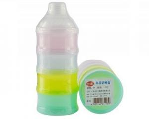 4 Layers Baby Feeding Milk Powder & Food Container