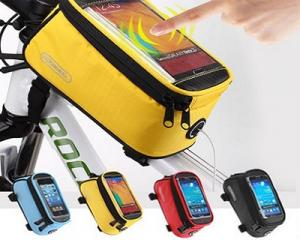 Bicycle Touch Screen Mobile Bag