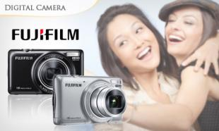 [Up to] 37% OFF 16-Megapixel Fujifilm JX420 Digital Camera with 1-Year Warranty + 8GB SD Card + Camera Case. Nationwide Delivery Available.