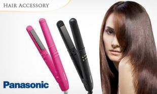 31% OFF Panasonic EH-HW17 Compact 2-in-1 Multi-Straightener with 1-Yr Warranty. Free Delivery Nationwide.