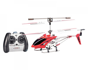 Three-Channel Remote Controlled Helicopter