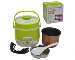 1.2L Portable Electric Lunch Box Steamer