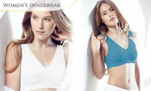 63% OFF Set of 3 Stretchable & Seamless Softcup Bras. Free Delivery to Peninsula Malaysia.