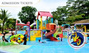 [Up to] 40% OFF Full Day Admission to Wet World Air Panas Pedas Resort. Choose for RM7 (1 Child) / RM12 (2 Child) / RM9 (1 Adult) / RM16 (2 Adults). Valid On School & Public Holidays.