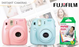 [Up to] 25% OFF Fujifilm Instax Mini 8 Instant Camera + Instax Mini Film Set + 1-Yr Warranty. Nationwide Delivery Available.