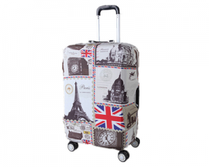 Protector Cover for Elastic Luggage
