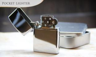 71% OFF Classic High Polish Chrome Pocket Lighter. Free Delivery to Peninsula Malaysia!