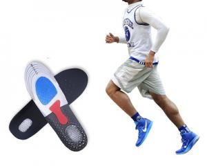A Pair of Silicon Insole