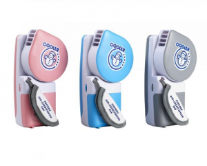 Battery-operated Handheld Cooler