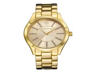 Timothy Stone Watch Charme Gold