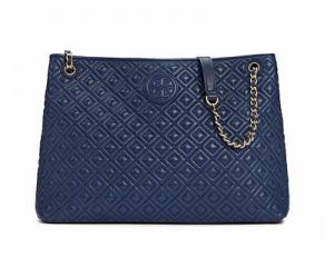 Chain-Shoulder Slouchy Tote Hudson Bay